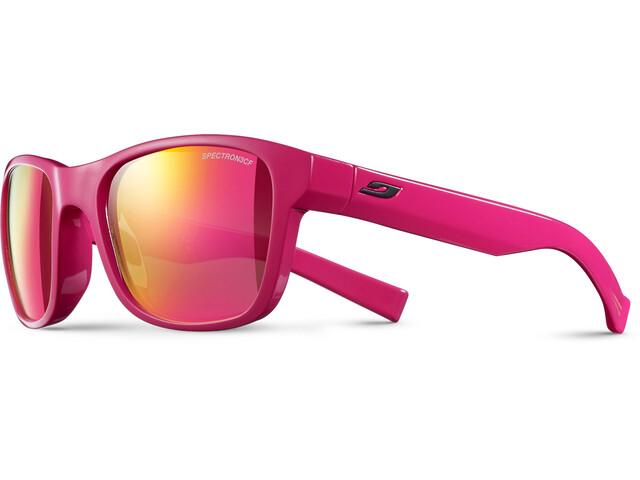 Julbo Reach L Spectron 3CF Lunettes de soleil 10-15 ans Enfant, shiny pink-multilayer pink